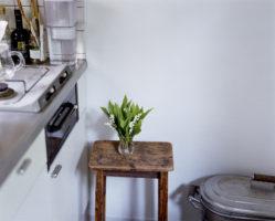 台所のスズラン