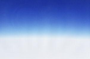機内から見た雲海